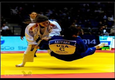 Judo Training -standing skills