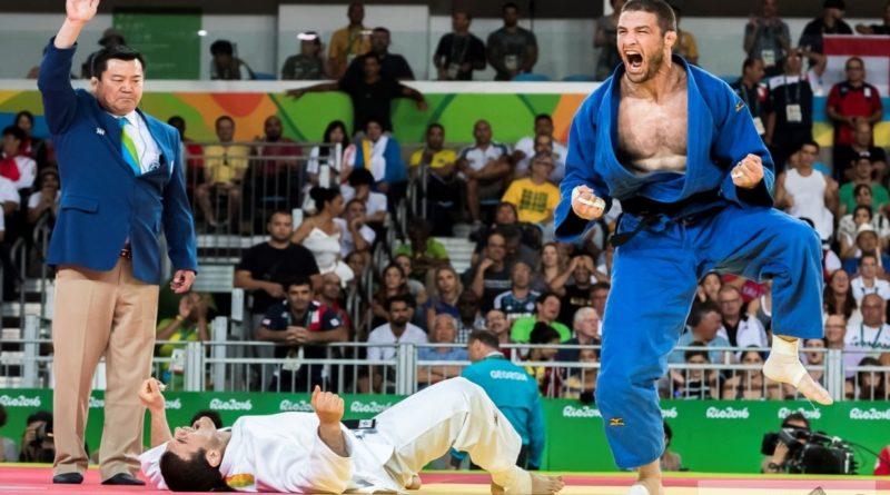 Judo Training- Pic2